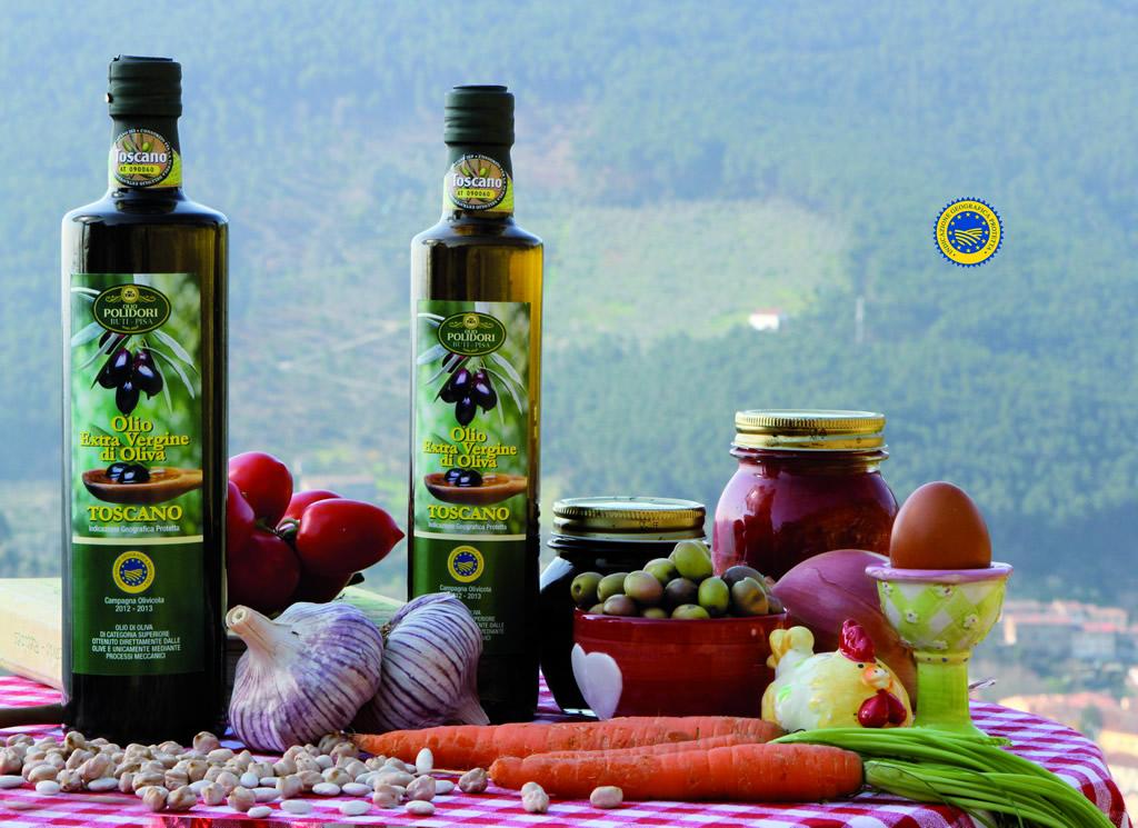 Igp tuscany